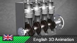 How Diesel Engines Work Animation Diesel Engine Cummins