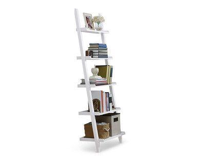 huge selection of 30df8 48074 SOHL Furniture Leaning Bookshelf   ALDI US   Aldi in 2019 ...