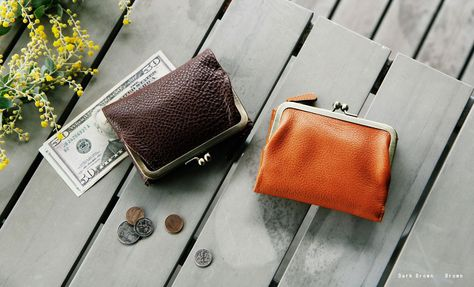 27e83ccb6a30 手に持った時のフィット感がGOODな土屋鞄のミニ財布♡素敵なミニ財布
