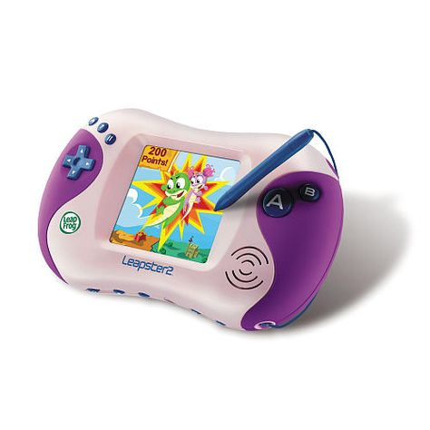 Leapfrog Leapster 2 Educational Game System Pink Educational