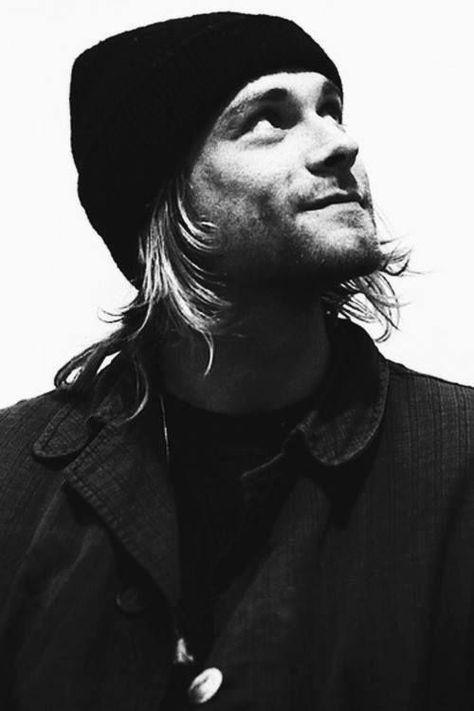 Kurt Cobain Drawing Drawing 21x29 cm by Lucas Andrade