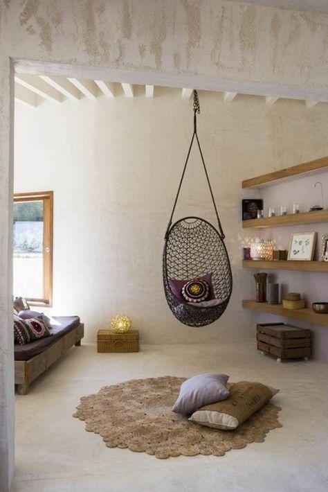 Facebook Twitter Google Pinterest Linkedin Swing Chair For Bedroom Indoor Chairs Bedroom Hanging Chair
