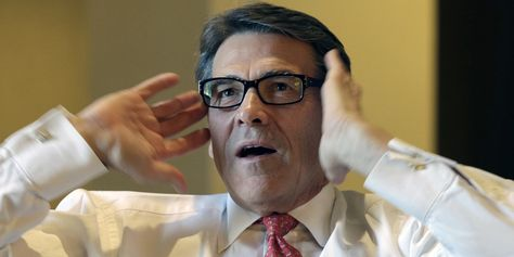 Rick Perry Might Not Know Chuck Todd's First Name