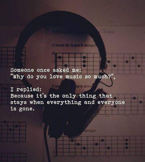 Music is life! #musicquote #musikistleben #sprueche #musikzitate #musicnonstop #zitate #quotes