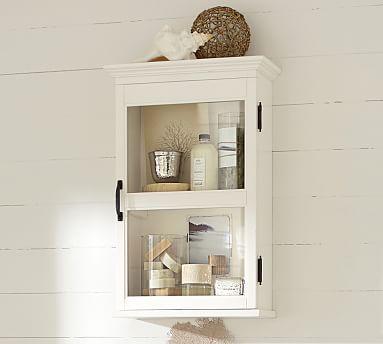 Modular Bath Cube with Drawer & Cubby, White | Storage, Bath and ...