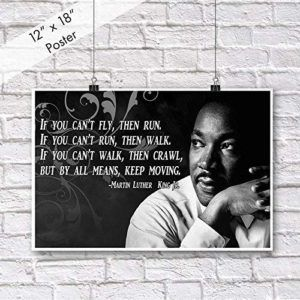 Martin Luther King Jr Quote Poster Posters Print Prints Art Gift Gifts