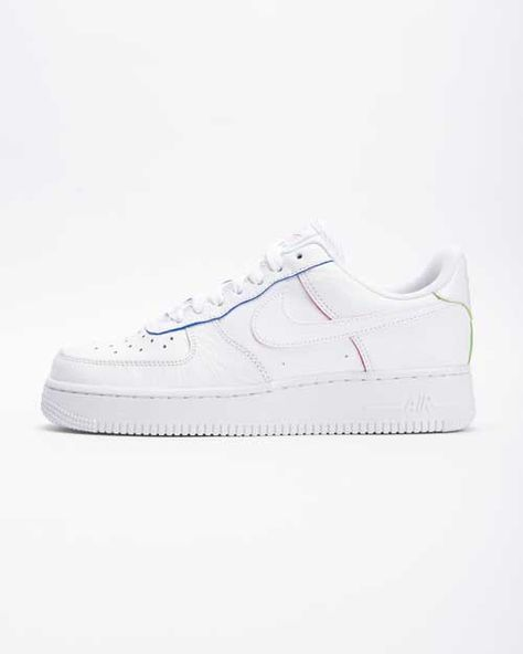Nike Air Force 1 Low Triple White AQ4139 100 Nike air  Nike air