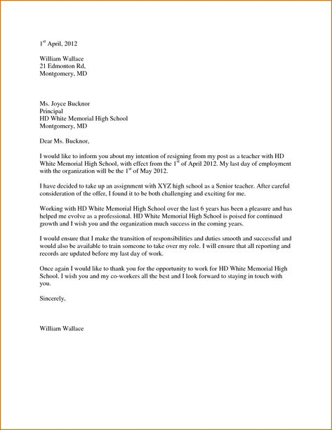 Best Cover Letters For Resumes  Free Cover Letter Examples