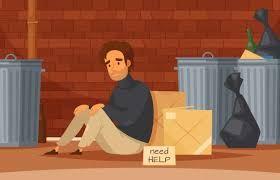 Como Dibujo Una Persona Ayudando A Otra Persona Pobre Búsqueda De Google Dibujos Animados Dibujos Animados De Personas Dibujos