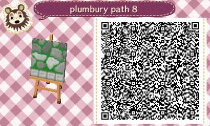 3ds 튀어나와요 동물의 숲 Animal Crossing New Leaf Qr Codes 코블스톤 패턴 2 네이버 블로그 2020 패턴 카네이션 벽돌