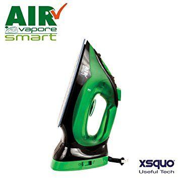 Air Vapeur Smart Le Fer A Repasser Sans Fil En Version Compacte