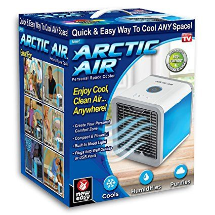 Arctic Air Arctic Air Air Cooler Portable Air Conditioner