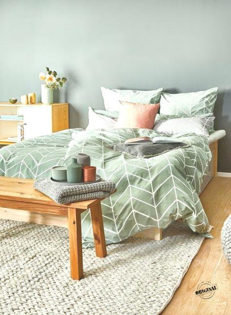 Die Passende Interior Farbe Fur Einen Scandi Look Im Schlafzimmer