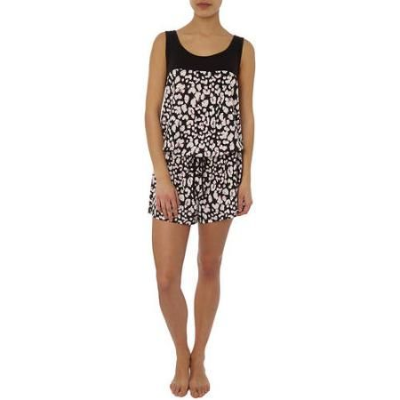 George UK Women s Animal Print Sleep Romper  aa06acde8
