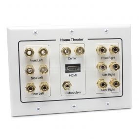Wall Plates Plates On Wall Home Theater Wiring Home Theater