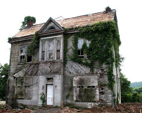 On the brink of demolition Rt 11/W Main St Salem, Virginia