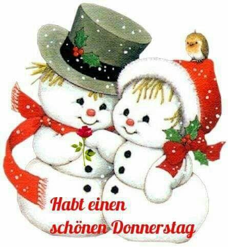 Guten Morgen Von Weihnachtskunst Vintage