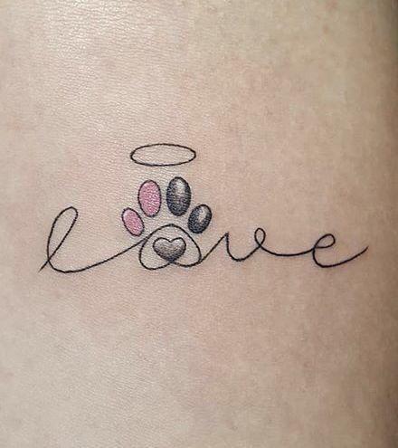 Tatuajes Que Debes Hacerte Si Amas A Tu Perro Con Todo Tu