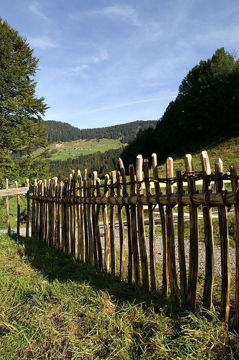 12 Exhilarating White Garden Fencing Ideas With Images Garden