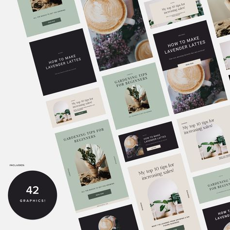 Jane - Blog Marketing Bundle