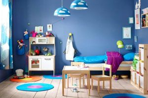 From The Ikea Catalog The Coolest Designs Of Ikea Children S Bedrooms And Modern Children S Simple Kids Rooms Kids Room Paint Kid Room Decor
