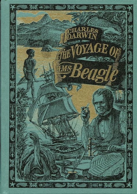 The Voyage Of H M S Beagle Journal Of Researches Into The