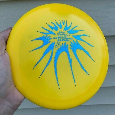 Advertisement Ebay Yellow Pre Embossed Innova Star Destroyer With Blue Foil Stamp 175g Blue Foil Foil Stamping Foil
