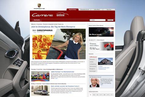 Shift now! Porsche schaltet bei der Digitalisierung einen Gang hoch. - Blogomotive
