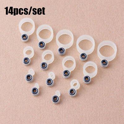 O Ring Fishing Rod Wire Ring Tip Repair Kit Eye Ceramic Ring Fishing Line Guide
