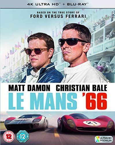Le Mans 66 Bd Blu Ray 2019 Amazon Co Uk Dvd Blu Ray In 2020 Blu Ray Dvd Blu Ray Man