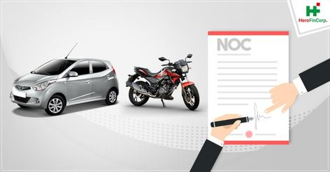 How To Get Noc From Bank For Car Loan
