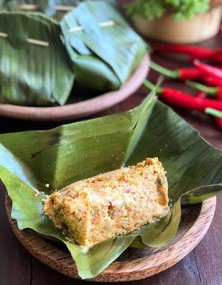 Resep Botok Tempe Lamtoro Udang No Daun Pisang Oleh Rovita Naima Resep Makanan Resep Masakan