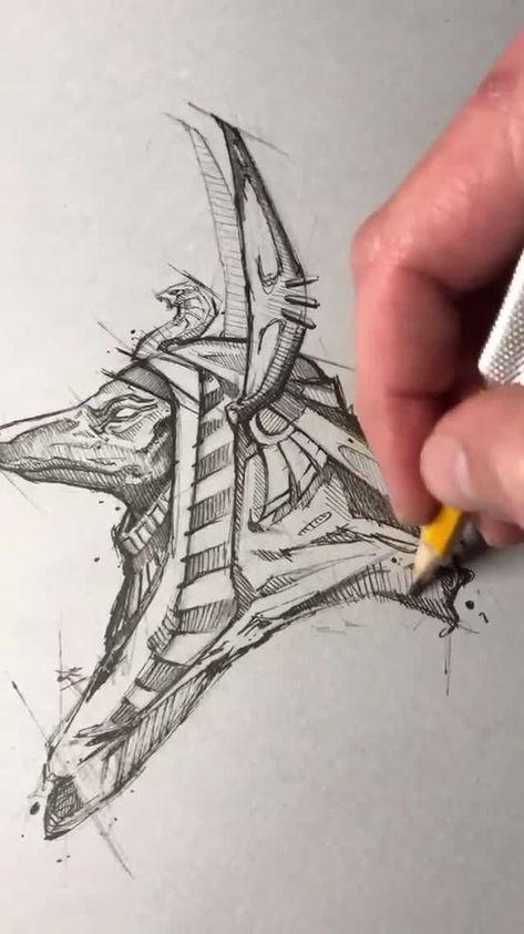Pencil Sketch Artist Psdelux -   - #albinoanimal #amazinganimals #animalbackgroundiphone #animalwallpaperiphone #animalsplanet #artist #basicanimaldrawings #blackandwhiteanimalphotography #pencil #psdelux #sketch