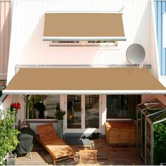 Olympia Plastic Standard Patio Awning In 2020 Patio Awning Awning Patio Design