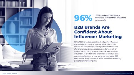 2020 State of B2B Influencer Marketing (IM) Report from TopRank