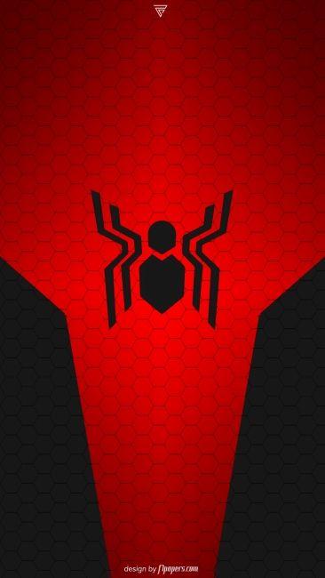 Spiderman Far From Home Hd Wallpaper Personalize Wallpaper Flatpaper Marvel Comics Wallpaper Superhero Wallpaper Marvel Artwork Cool spiderman logo wallpaper
