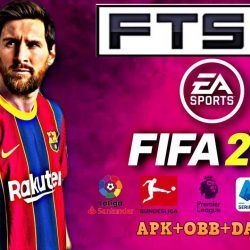 Fts Mod Fifa 2021 Apk Obb Data Download In 2020 Fifa Soccer Updates Data