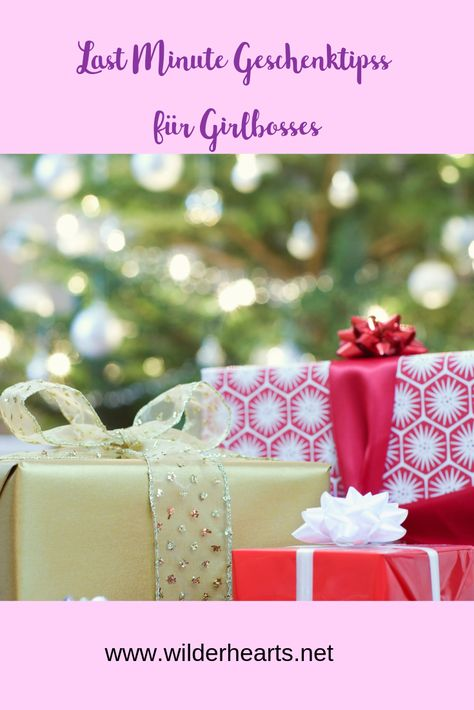 Weihnachten steht mittlerweile kurz vor der Tür und du