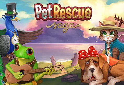 Smart App Pet Rescue Saga Animal Rescue