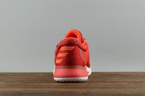 b4246a7a664 Adidas Harden Vol.1 White Red BW0547 Basketball Men Sneaker for Sale5