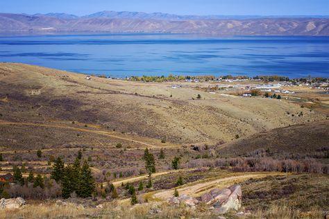 Bear Lake, Idaho / Utah. One of my favorite places on Earth!