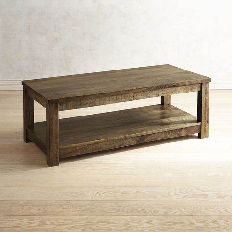 Our Handcrafted Mango Wood Table Has The All The Qualities Of The