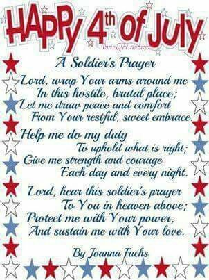 Fourth Of July Poems 5