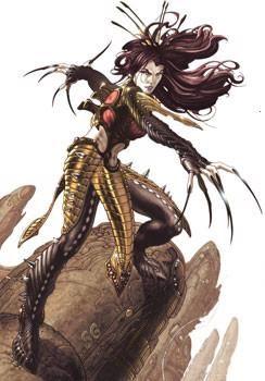 Lady Deathstrike Wikipedia In 2020 Lady Deathstrike Marvel Girls Marvel Villains