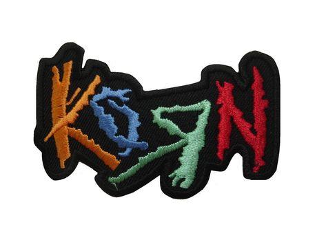 Sewn Logo Decal Korn