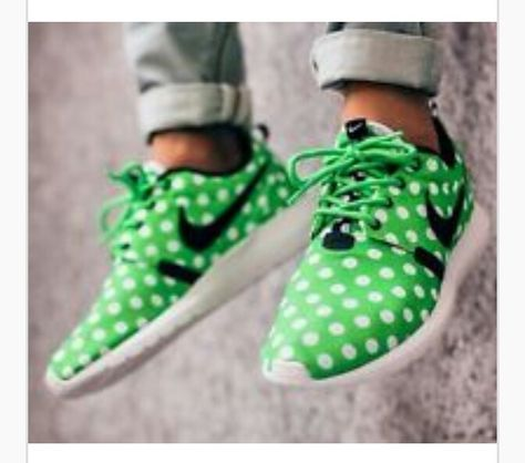 best website 562aa 0a7ca NIKE ROSHE NM QS POLKA DOT