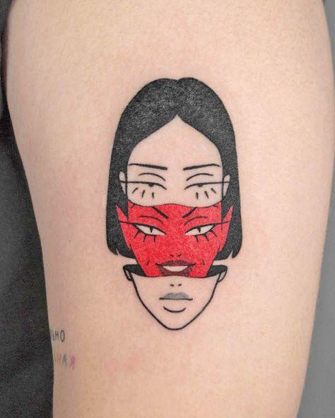 Wörter Tattoos, Badass Tattoos, Mini Tattoos, Body Art Tattoos, Small Tattoos, Random Tattoos, Unique Tattoos, Messed Up Tattoos, Cool Girl Tattoos
