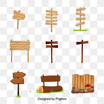 Various Wooden Road Signs And Signboard Materials Sign Clipart Various Wooden Png Transparent Image And Clipart For Free Download Hand Painted Wooden Signs Painted Wooden Signs Wooden Signs