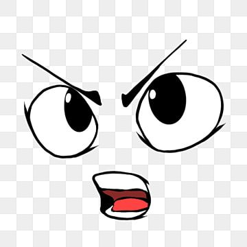 Cartoon Black Drawing Line Angry Angry Big Eyes Expression Eyes Clipart Cartoon Black Trace Png Transparent Clipart Image And Psd File For Free Download Eyes Clipart Eye Expressions Clip Art