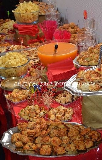 Idee Buffet Mariage.Idees Buffet Froid Pour Mariage
